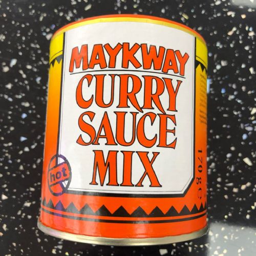 Hot Maykway Curry Powder